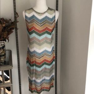 MISSONI sheer dress - slight rip - see pictures